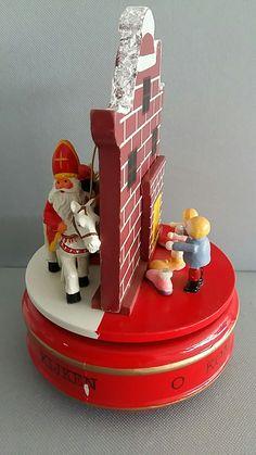Sinterklaas muziekdoos