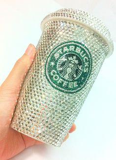 Starbucks Swarovski Mug