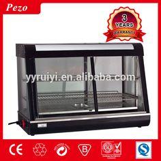 PEZO Electric Food Warmer Display/Electric Hot Display /Food Warmer Display Cabinet