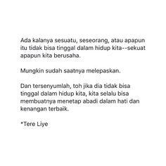 Tere Liye Quotes Pulang 1