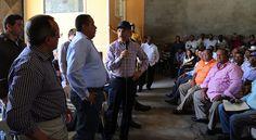 Danilo Medina financia 4,000 tareas de aguacates en El Cercado y una factoría de arroz en San Juan