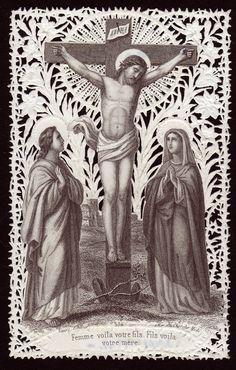 Crucifixion of Jesus / Розп'яття Христове / Bouasse Lebel