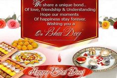 Bhai Dooj Festival of Diwali comes after Diwali. What is the Story behind Bhai Dooj Celebrations?Traditions and Significance of Bhai Dooj, Bhai Dooj Images. Happy New Year 2016, New Years 2016, Festivals Of India, Indian Festivals, Happy Bhaiya Dooj, Bhai Dooj Images, Best Diwali Wishes, Happy Diwali Images, Wallpaper Pictures
