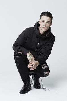 Ash Stymest by @adri_law for @stampdla ❤