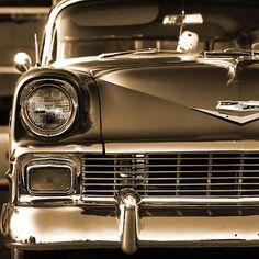 1956 Chevy Bel Air - by Gordon Dean II