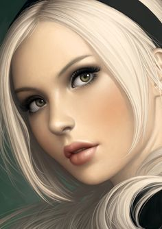 Babydoll Up Close by ~WarrenLouw on deviantART