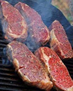 ¿Cómo cocinar carne a la parilla? #tips