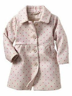 Printed coat ($49.95)