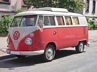 VW Transporter - a head turner!