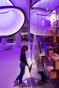Gallery of Mathematics: The Winton Gallery / Zaha Hadid Architects - 12