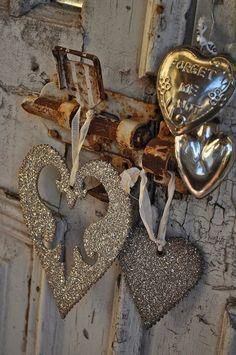 Hearts on the Door
