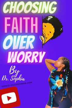 Learn To Not Fear, Learn To Not Worry Learn To Have faith. This is my sermon on why you should have faith over fear and exactly what it means to do so.  I know it is easier said than done BUT it can be done.  Christian advice and video.