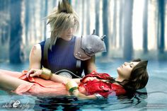 Final Fantasy VII Cosplay Is Dead Perfect