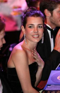 Charlotte Casiraghi et son frère Andrea Casiraghi (© Reuters/PASCAL DESCHAMPS)