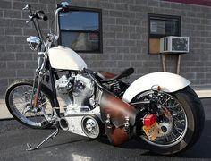 #bobber #chopper #custom