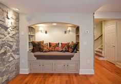 Small basement design ideas basement decorating ideas space saving ideas guest…