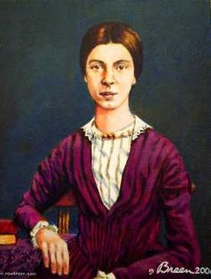 Emily Dickinson by Jerry Breen