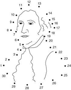 george washington dot to dot