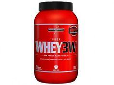 Whey Protein Super Whey 3W Body Size - 907g - Integralmedica com as melhores condições você encontra no Magazine Edmilson07. Confira!