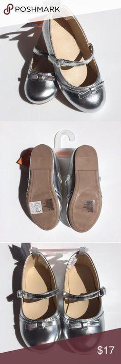 Silver Dress Shoes Gymboree Silver Dress Shoes. NWT. Gymboree Shoes