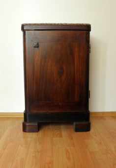 Art Deco cabinet from 1930 by OFCURTAINS on Etsy, €270.00