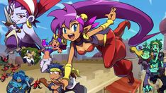Japanator LIVE: Belly dance like a pirate in Shantae and the Pirate's Curse: [The stream starts at 9 p.m. Central Standard… (via Japanator)