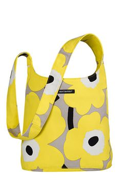 Marimekko's online home for the Magone bag in Shop Summer Bags. Shop the latest collections and campaigns; find shops and retailers. Marimekko Dress, Just Dream, Summer Fashion Trends, Fall Fashion, Summer Bags, Fashion Company, Textile Design, Soft Colors, Fashion Bags