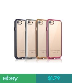 $0.99 - Luxury Thin Clear Plated Back Case Cover For Samsung A9 A8 A7 A5 A3 2017 2016 #ebay #Electronics