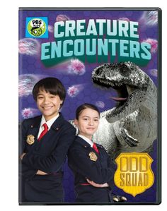 I received the product below in exchange for sharing my honest opinion. Odd Squad: Creature Encounters Released: September 13, 2016 Running Time: 75 minutes When it comes to dealing with bizarre situations and unusual creatures, the agents of the Odd Squad are always ready for the challenge.