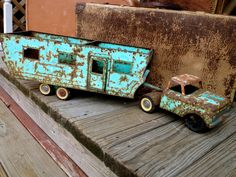 Vintage Nylint Trailer & Truck