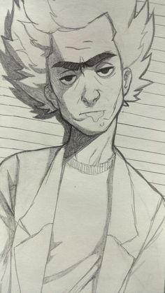 gomaccha: Getting really bored at work so I'm lazily shading some doodles