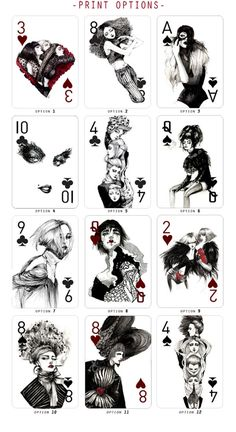 66 Playing Card Designs - From Nostalgic Fairytale Playing Cards to Iconic Martial Artist Cards (TOPLIST)