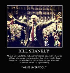 BILL SHANKLY Liverpool Football Club, Liverpool Fc, Bill Shankly, Image, Art, Kunst, Art Education, Artworks