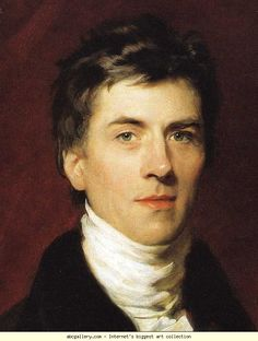 Sir Thomas Lawrence. Henry Brougham, 1st Baron Brougham and Vaux (1778-1868). Detail.