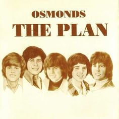 The Plan - The Osmonds MY FAVORITE ALBUM OF THEIRS