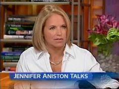 Jennifer Aniston talks about her divorce from Brad Pitt