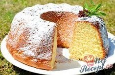 Extra jemné, lahodné croissanty s čokoládou Ring Cake, Savarin, Bunt Cakes, Czech Recipes, Hungarian Recipes, Sweet Cakes, Cake Cookies, Pound Cake, Sweet Recipes