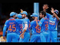 India ODI Team Declared for England ODI Series