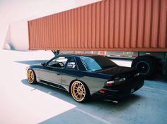 Nissan S13 Silvia coupe