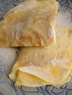 Panqueques de Dulce de Leche (Cajeta Crepes) | Hispanic Kitchen