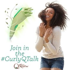 #CurlyQTalk with Q-Redew's founder, Heidi Schmid and the Q-Redew Team is a time to ask questions about the Q-Redew, curly hair, or going natural! Ask us in the comments on FB and we will answer your question. Do you have insight into some of the questions being asked? We'd love to hear your thoughts as well! #QRedew #TeamQRedew #NaturallyCurly #NaturalHair