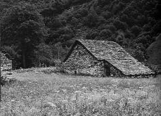 Matter, Structure and Form of Life: Der Fels ist mein Haus, by Werner Blaser (1976) – SOCKS