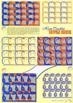 Crochet y dos agujas - Google+