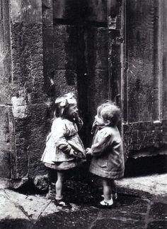 Sam Presser, Rome,1947