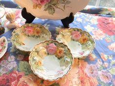 Nippon rose bowl