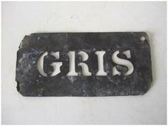 GRIS~You said it! ~