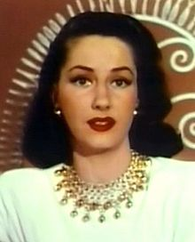 from the 1946 film Till the Clouds Roll By BornVirginia Lee O'Brien April 18, 1919 Los Angeles, California, U.S. DiedJanuary 16, 2001 (aged 81) Woodland Hills, California, U.S. Resting placeForest Lawn Memorial Park, Glendale, California NationalityAmerican Occupationactress, singer