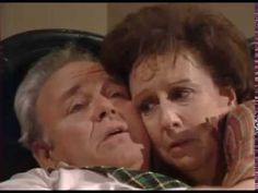 The scene that led to Edith's death (All in the family)