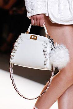 45dbbcc7b7c 33 Best Peekaboo images | Fashion handbags, Accessories, Fendi bags
