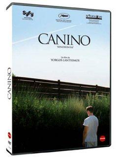 Canino (2009) Grecia. Dir.: Giorgos Lanthimos. Drama. Comedia. Familia. Adolescencia - DVD CINE 1870